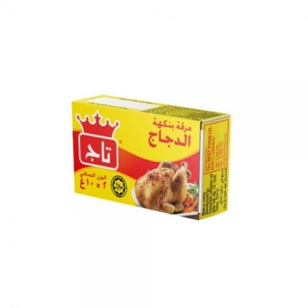 TAJ Chicken Stock 20g 527657-V001 by Taj