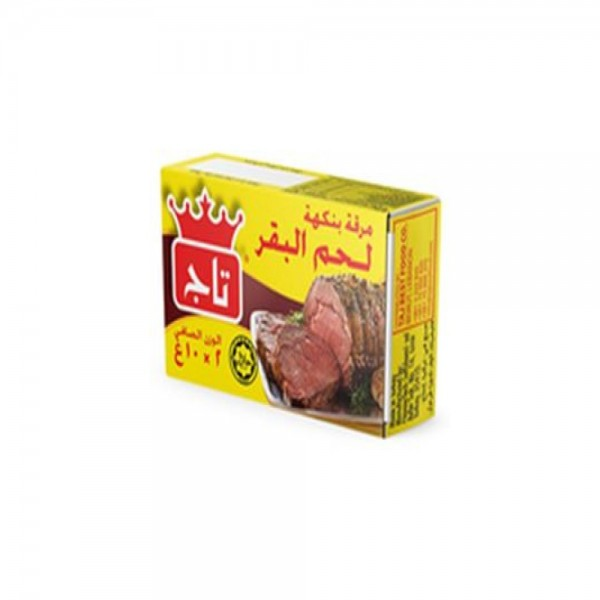 TAJ Beef Stock  - 20G 527658-V001 by Taj