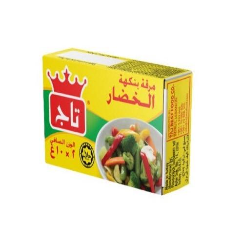 Taj Vegetable Stock 20g 527750-V001 by Taj