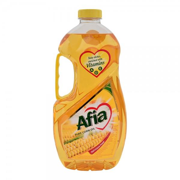 Afia Corn Oil -15Pcut  - 1.5L 528070-V002 by Afia