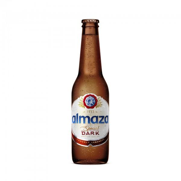 Almaza Pure Malt Glass Bottle 330ml 281038-V001 by Almaza