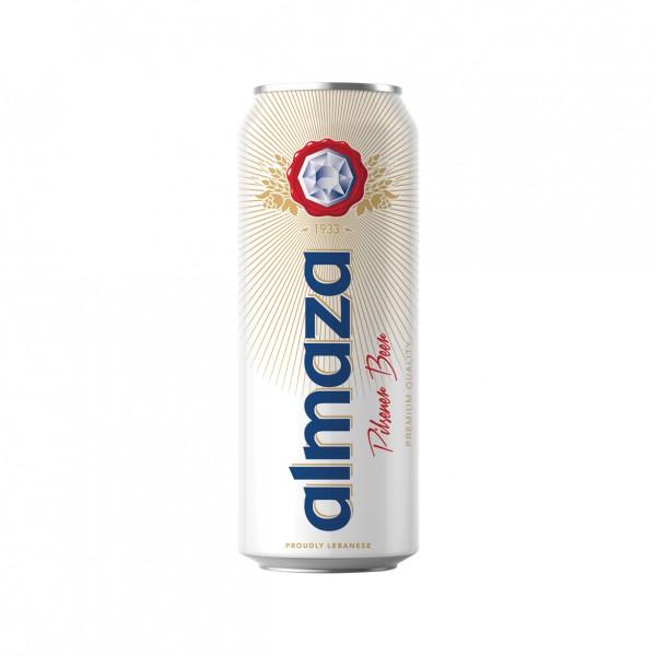 Almaza Beer Can - 500Ml 525736-V001 by Almaza