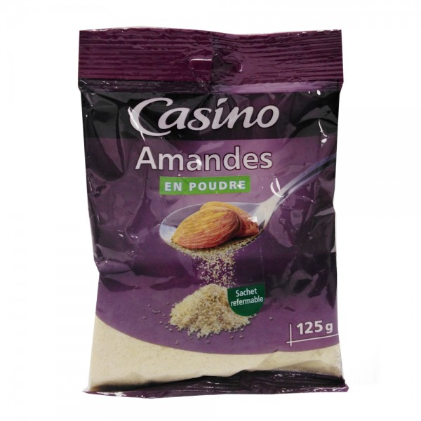 AMANDES POUDRE 528128-V001 by Casino
