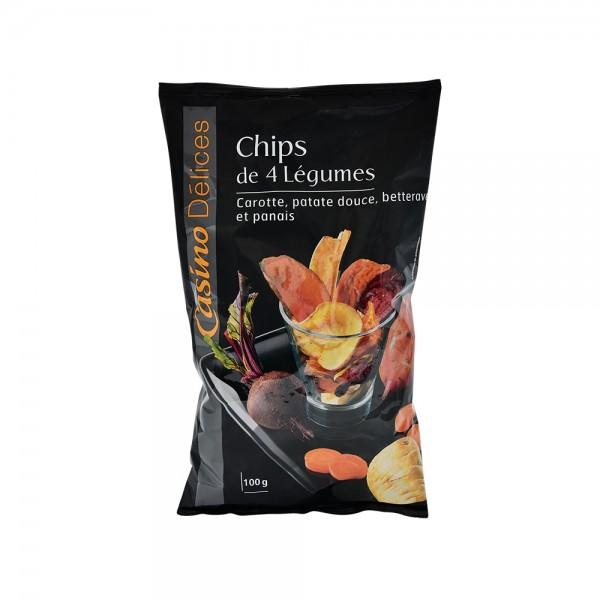 Casino Chips 4 Legumes 528145-V001 by Casino