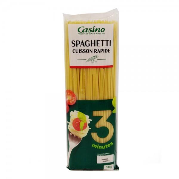SPAGHETTI CUISSON RAPIDE 3MIN 528155-V001 by Casino