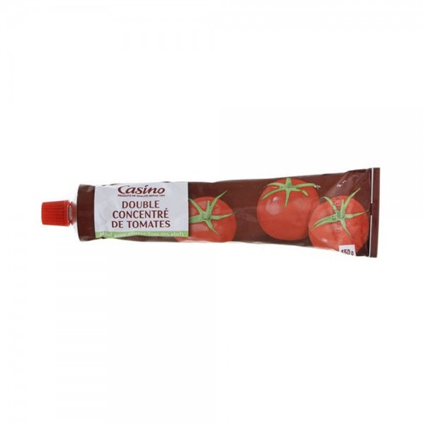 DOUBLE CONCENTRE TOMATE TUBE 528170-V001 by Casino