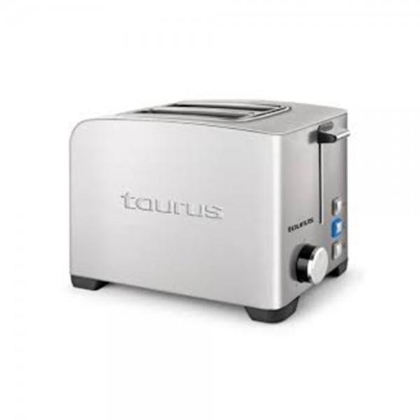 Taurus Toaster 2Slots Ss Body Led Light 3Func 528486-V001 by Taurus