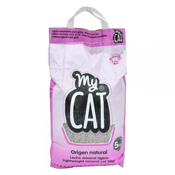 MY CAT Cat litter Perfumed 5kg 528589-V001 by My Cat