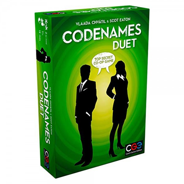 CGE, Codenames Duet, 1PC 528720-V001 by CGE