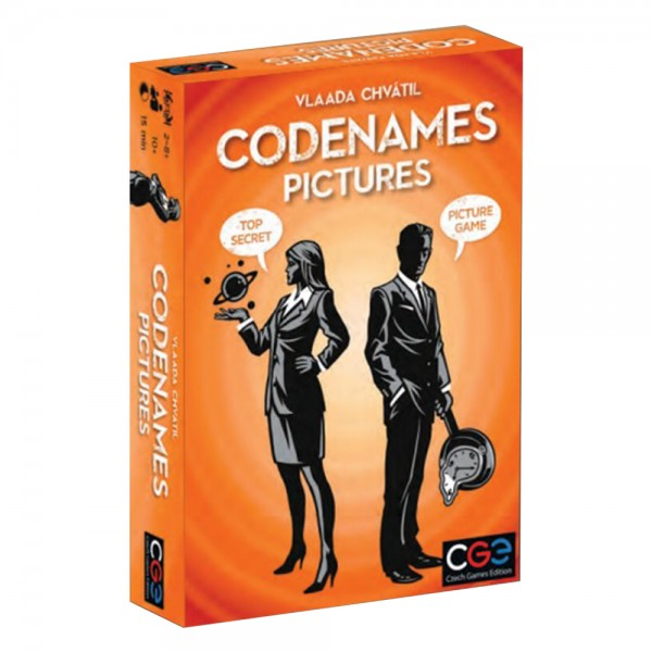 CGE, Codenames Pictures, 1PC 528721-V001 by CGE