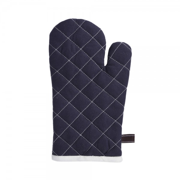 KITCHEN GLOVE COTTON W LEATHER 528845-V001 by EH Excellent Houseware