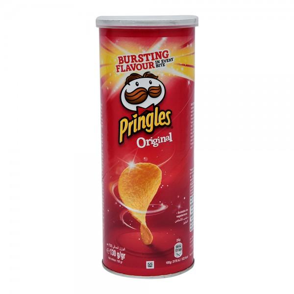 Pringles, Original Chips, 130G 528942-V001 by Pringles
