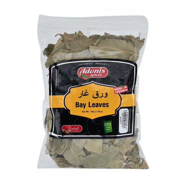 Adonis Bay Leaves  - 50G 528978-V001 by Adonis Spices