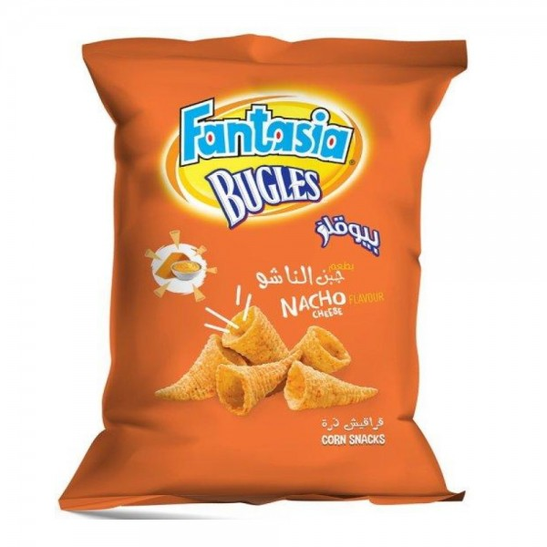 Fantasia Bugles Cheese Chips 528980-V001 by Fantasia
