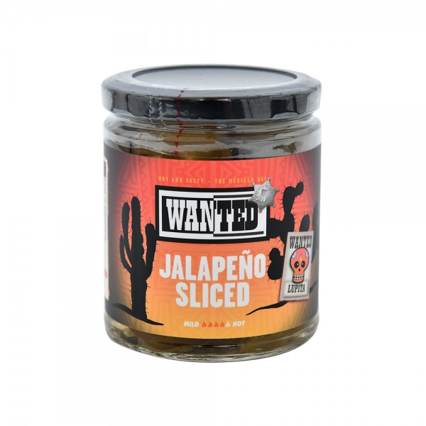 Wanted Jalapenos Sliced 529043-V001 by Wanted