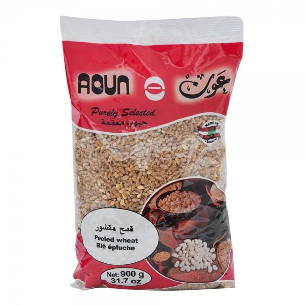 Aoun Peeled Wheat  - 900G 529210-V001 by Aoun