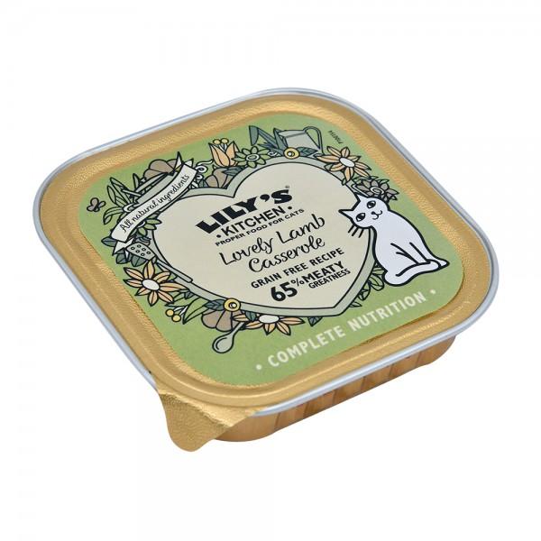 Lily Ktchn Lovely Lamb Casserole - 85G 529242-V001 by Lily's Kitchen