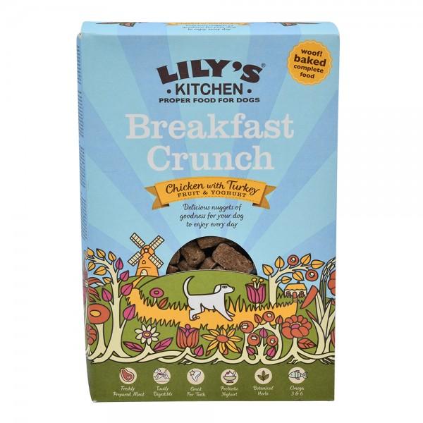 Lily Ktchn Breakfast Crunch - 800G 529264-V001 by Lily's Kitchen