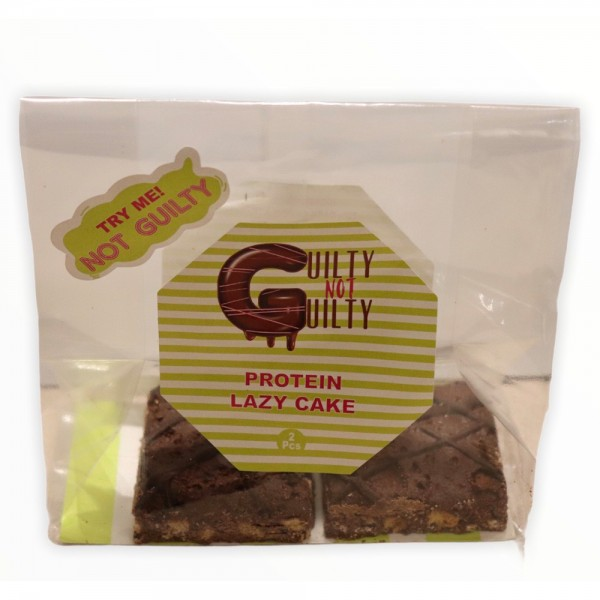 Not Guilty Protein Lazy Cake 2PC 529283-V001 by Guilty Not Guilty