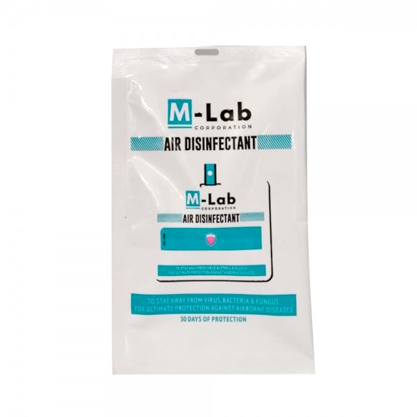 M.Lab Air Disinfectant Patch - 1Pc 529308-V001 by M-Lab