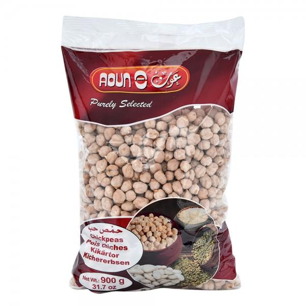 Aoun Chick Peas 12Mm  - 908G 529340-V001 by Aoun