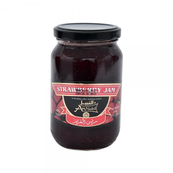 AnNabil Strawberry Jam 450G 529345-V001 by AnNabil