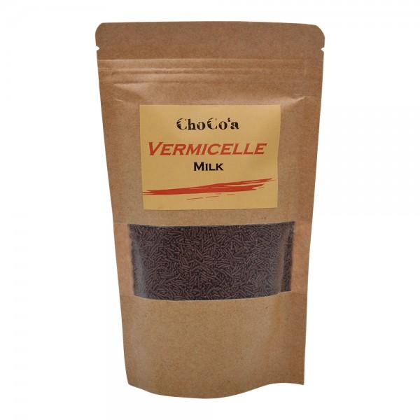ChoCo'a Vermicelle Milk 200G 529355-V001 by Choco'a Chocolate