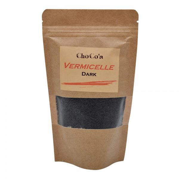 ChoCo'a Vermicelle Dark 200G 529356-V001 by Choco'a Chocolate