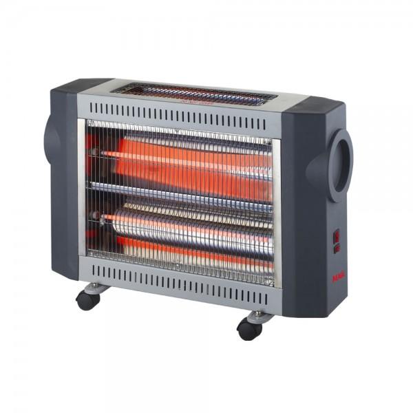 Magic Quartz Heater 3 Faces-2400W 529363-V001 by Magic