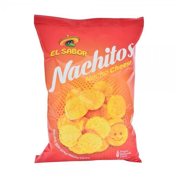 El Sabor Nachitos Cheese - 150G 529365-V001 by El Sabor