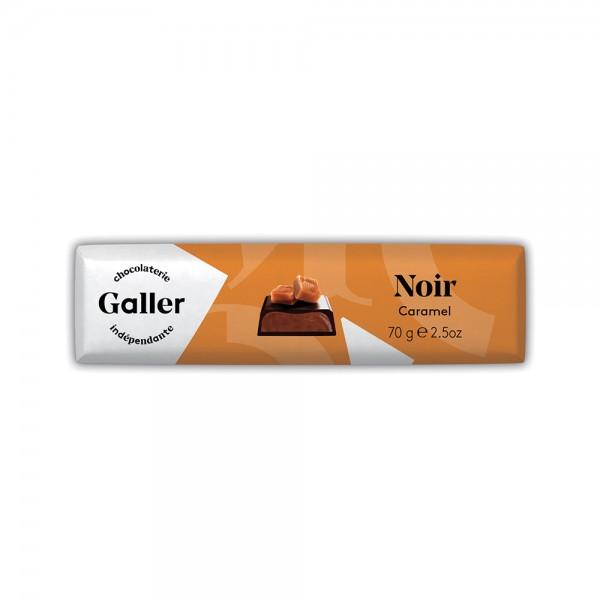 Galler Bar Noir Caramel 529857-V001 by Galler Chocolatier