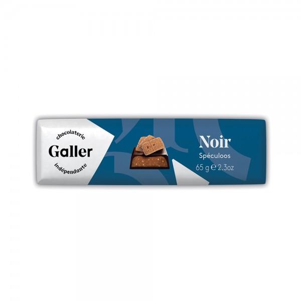 Galler Bar Noir Speculoos 529858-V001 by Galler Chocolatier