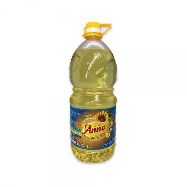 Anne Sunflower Oil  - 3L 529971-V001 by Anne Sunflower Oil