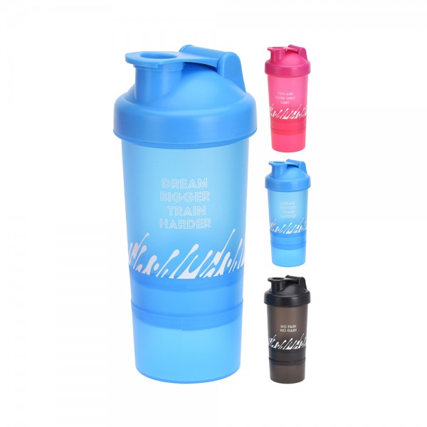 Xqmax Sports Bottle Pp Mixed Color 530029-V001 by XQ Max