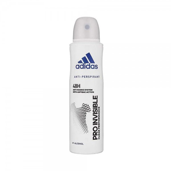 WOMEN DEODORANT INVISIBLE 530583-V001 by Adidas