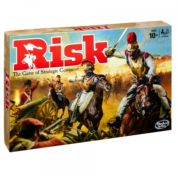 Hasbro Risk Game 530626-V001 by Hasbro