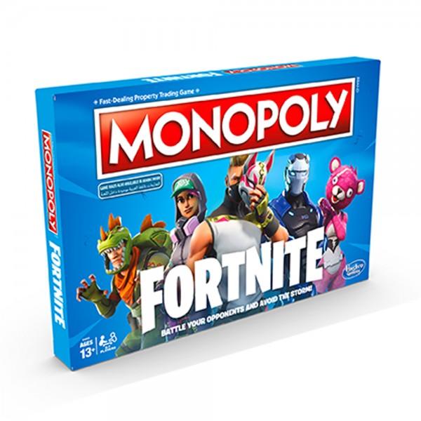 Hasbro Fortnite Monopoly Edition Board Game 530628-V001 by Hasbro