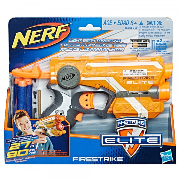 Hasbro Nerf N-Strike Elite Firestrike Launcher 530661-V001 by Hasbro