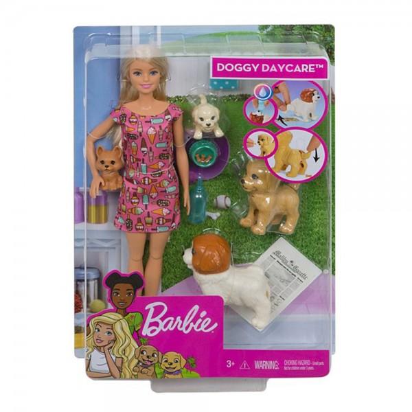 Barbie Doggy Daycare Doll 530726-V001 by Barbie