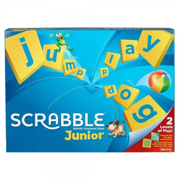 Scrabble Junior English Version 530767-V001 by Hasbro