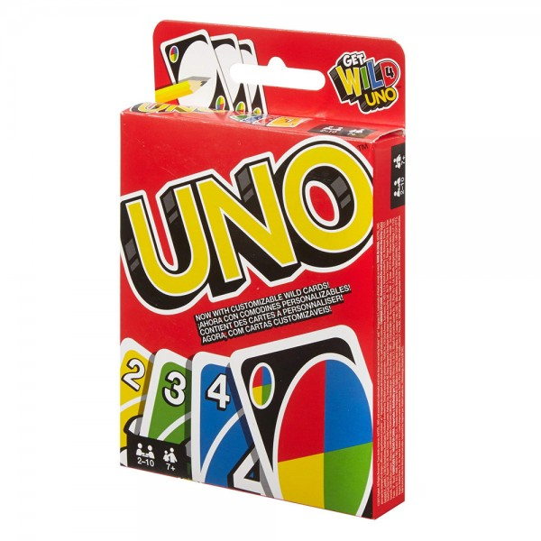 UNO Original Card Game 530768-V001 by UNO