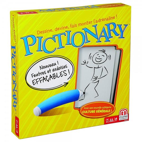 Pictionary French version 530770-V001 by Mattel