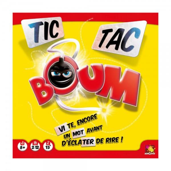 Asmodee Tic Tac Boum 530773-V001 by Asmodee