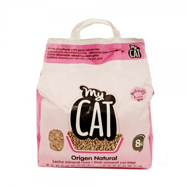 CAT LITTER PINK SCENTED 530868-V001 by My Cat
