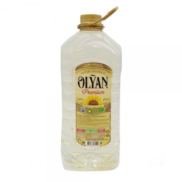 Olyan Sunflower Oil 5L 531125-V001 by Olyan