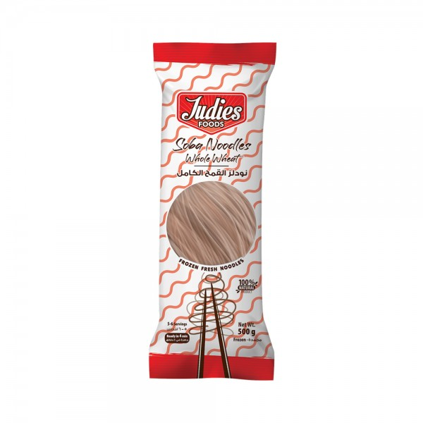 Judies Soba Whole Wheat Noodles 531783-V001 by Judies Foods