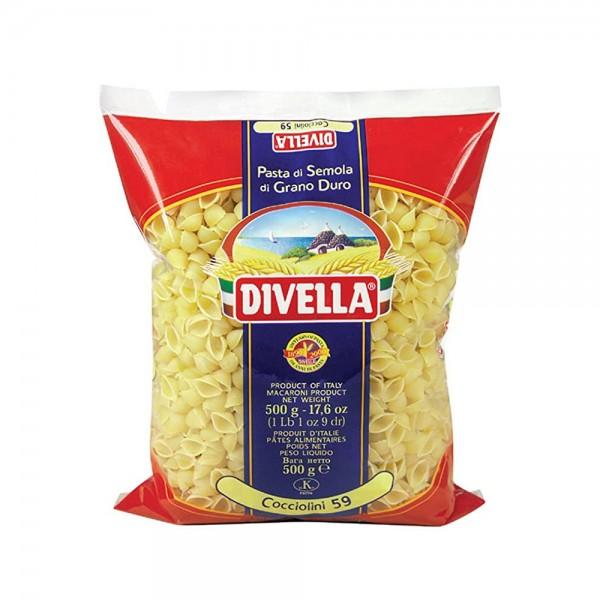 Divella Pasta Cocciolini 59  - 500G 532192-V001 by Divella