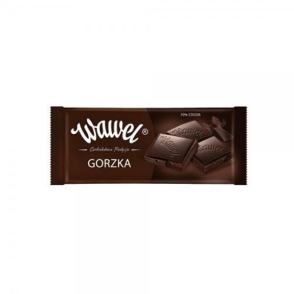 Wawel Dark Chocolate with 70% Cocoa 100g 532331-V001 by Wawel