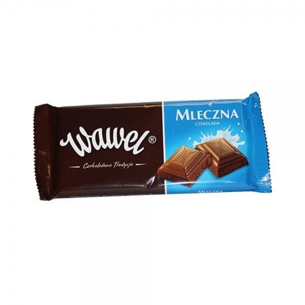 Wawel Milk Chocolate Bar 100g 532332-V001 by Wawel