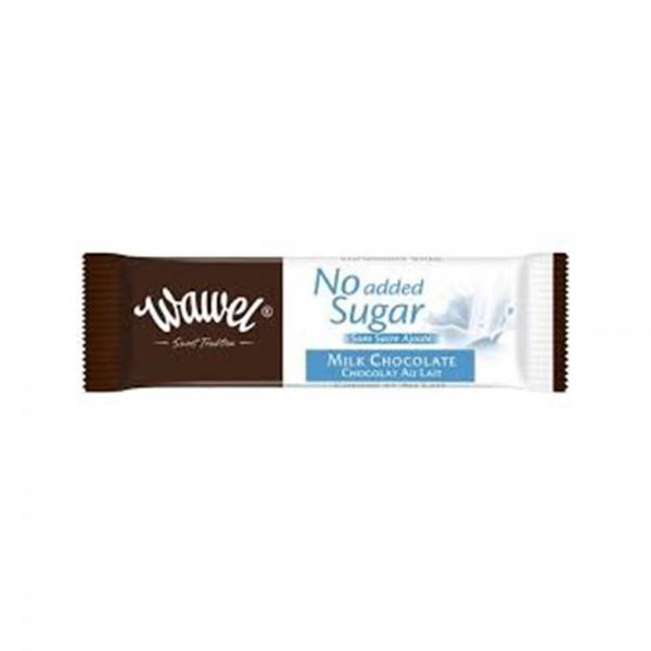Wawel Milk Small Chocolate no added sugar 30g 532341-V001 by Wawel
